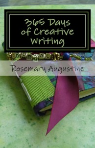 365 Days of Creative Writing - Cover