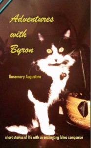 Adventures with Byron - Cover.