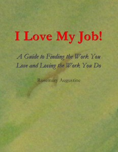I Love My Job - eBook Cover